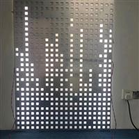 背景墻鋁單板藝術沖孔鋁單板