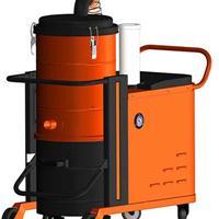 环氧地坪施工专用吸尘器-环氧树脂地坪打磨工业吸尘器