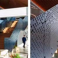 广东厂家直销 几何图形镂空雕花铝单板尺寸