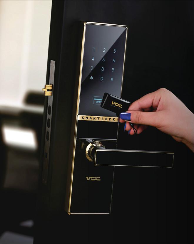 樱花指纹锁究竟怎么样 樱花指纹锁和密码锁哪个好