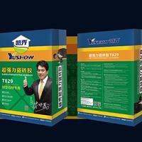 越秀瓷砖胶 强力瓷砖胶配方 瓷砖胶加盟厂家