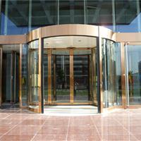 石家庄旋转门定制 三翼旋转门设计安装 三翼旋转门价格