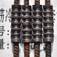 钢筋冷挤压连接套筒国标冷挤压套筒钢筋接头钢筋接驳器