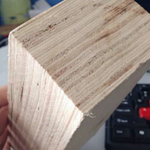 LVL免熏蒸木方可定制加工异形尺寸杨桉材质出口包装箱专用
