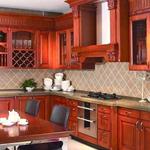 联洁家居全屋私人定制厨房橱柜套装LJ-CWDZAAAA