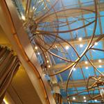 可定制各种弧度木纹铝方通吊顶厂家