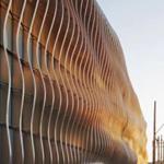 外墙氟碳波浪形铝方通生产厂家