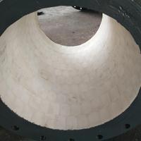 山东耐磨管道 陶瓷耐磨弯头 耐磨陶瓷复合管 江河机械