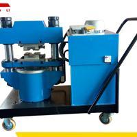 钢丝绳压套机100T压扣机200T钢丝绳索具压制机器压力机