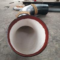 山东耐磨管道 矿山耐磨管 耐磨陶瓷管道 江河机械