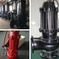 热水潜水泵,耐高温100度潜水泵,大流量污水泵
