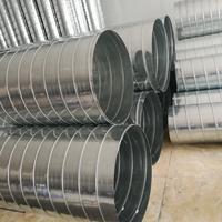 厂家提供螺纹管件 镀锌螺旋风管价格 风管直销