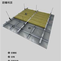 9.5mm纤维水泥复合钢板-防爆墙