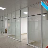 香港办公室玻璃隔断墙