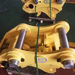 机械式快速连接器挖掘机专配