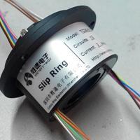 工程机械滑环 起重机导电滑环超长寿命 好维护