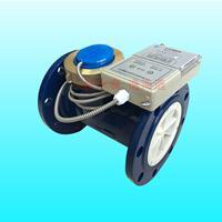 GPRS电池无线水表,电池供电GPRS水表