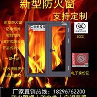 重庆特纳特玻直销防火窗 非隔热防火窗 耐火窗
