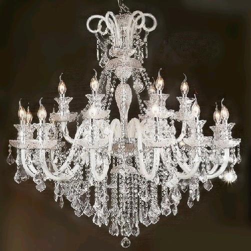 客厅水晶门帘图片大全 欧式客厅水晶吊灯价格和图片