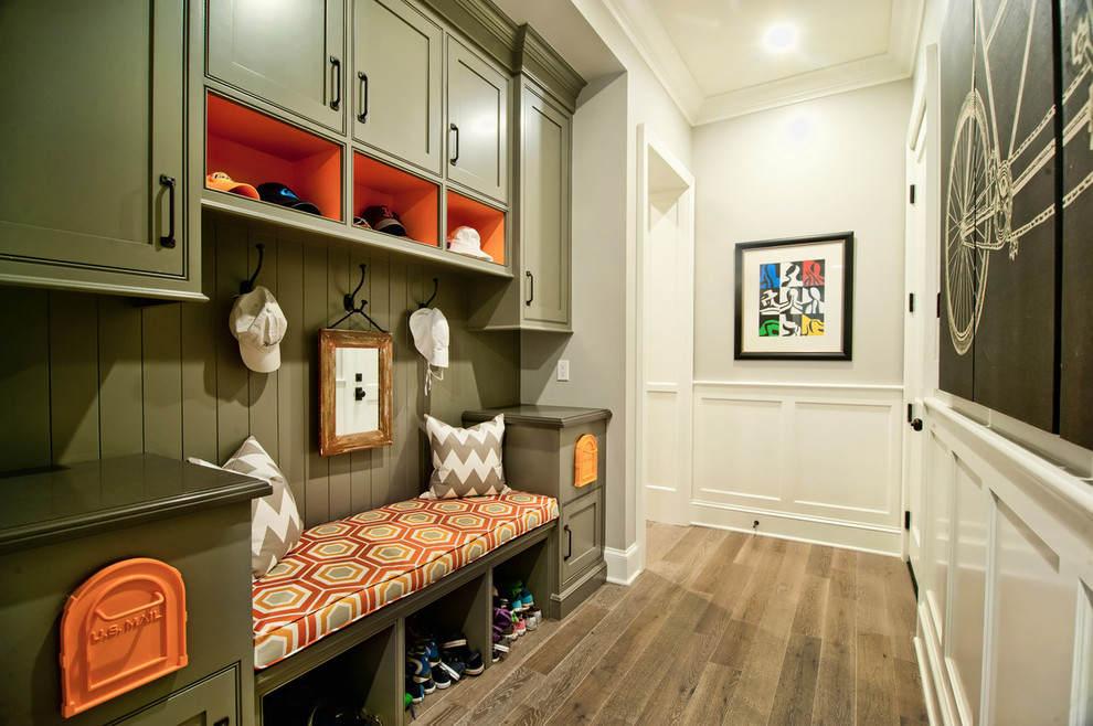带凳子的鞋柜设计图 鞋柜旁边的换鞋凳子一般多大尺寸