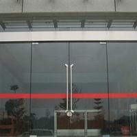 宁波玻璃门玻璃自动感应门厂