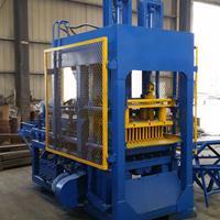 水泥免烧砖机 10-15免烧空心制砖机 全自动液压水泥砖机