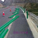 厂家生产高速公路护栏板 镀锌波形护栏国标非标防撞波形护栏