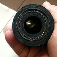 河北直销优质高耐磨喷砂管 黑色喷砂橡胶软管