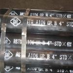 天津SA-106B钢管SA-106C无缝管SA-53美标无缝钢管现货