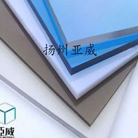 苏州灯箱灯罩乳白色PC耐力板加工/打孔雕刻成型