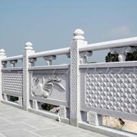 东莞花岗岩石雕栏杆多少钱一平方米
