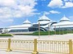 内蒙古民族体育文化中心护栏涂装项目
