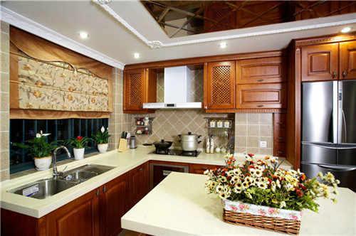 嵌入式冰箱柜子效果图 冰箱可以放到柜子里面吗