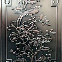 金属浮雕屏风金属浮雕匾额多少钱一平方