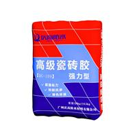 广州庆高强力瓷砖胶厂家直销