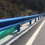波形梁护拦板 高速护拦板厂家直销 定制防撞喷塑护栏