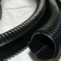 机器人电气配线保护用双臂波纹管 可开式双拼波纹管内径25mm