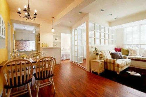 客厅用玻璃隔个小房间 客厅隔出一个小卧室用什么材质隔比较好
