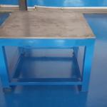 模具合模台、重型钳工桌、惠州飞模台厂家