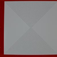 静电聚脂喷涂{工装}铝扣板 河北600*600铝扣板规格