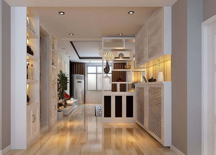 开门就是客厅怎么处理 如果进门就是客厅必须做玄关吗?