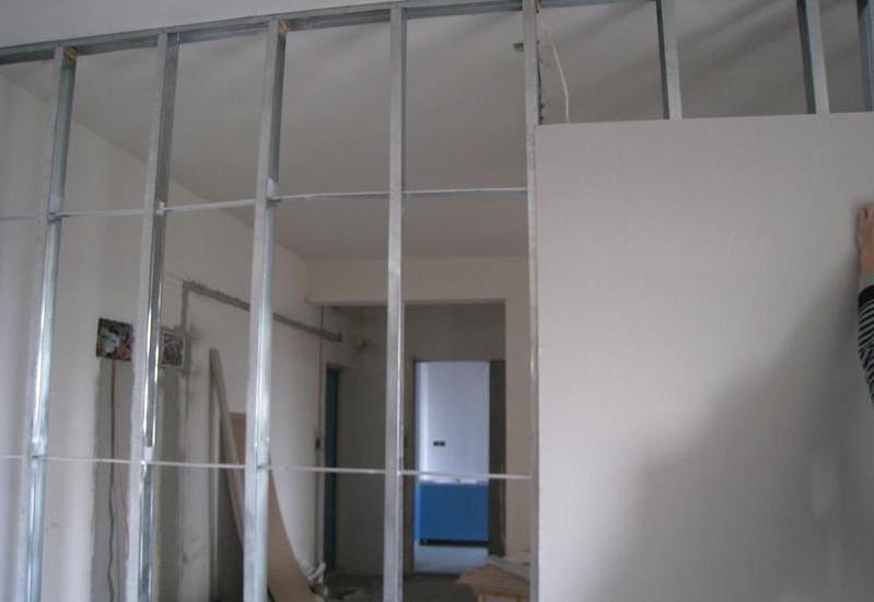 龙骨隔断墙安装视频 ktv得隔音墙怎么做?