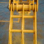 挖掘机配件抓木器 定做夹木器 工程机械安装抓