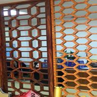 铝合金窗花-铝单板雕花铝花格-仿古铝窗花厂家定制