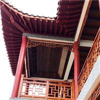 中式古典铝花格江西定制厂家直供