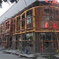 幕墙木纹铝单板 热转印木纹铝单板设计安装厂家