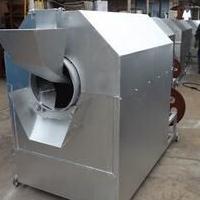 滚筒式花生炒货机多种加热方式