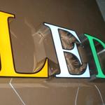 不锈钢发光字 泉州不锈钢发光字制作 泉州不锈钢灯箱字制作公司