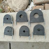 江苏橡塑管托供应||橡胶管托木托专业生产