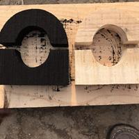 空调木托厂家||防腐保温好||管托木托直销